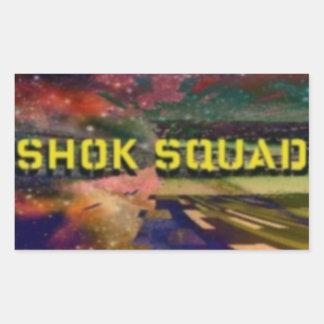 Shok Squad Stickers