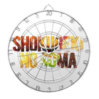 Shokugeki no Soma Dartboard