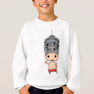 Shonan boy English story Shonan coast Kanagawa Sweatshirt