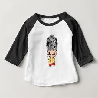 Shonan paboi English story Shonan coast Kanagawa Baby T-Shirt