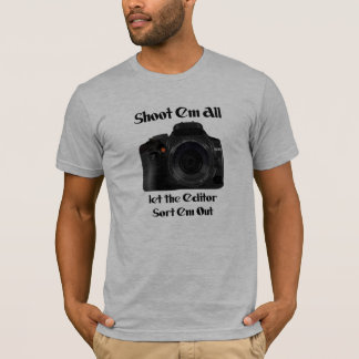Shoot Em All T-Shirt