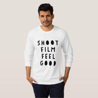 Shoot Film Feel Good Tee - Long Sleeve