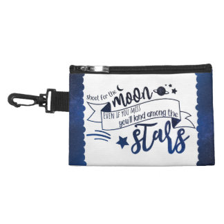 Shoot for the Moon Accessory Bag