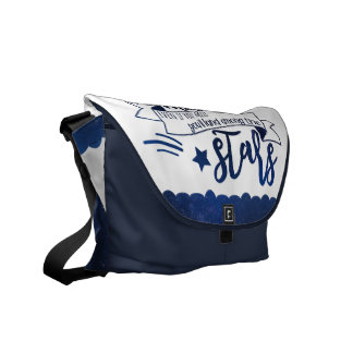 Shoot for the Moon Commuter Bag
