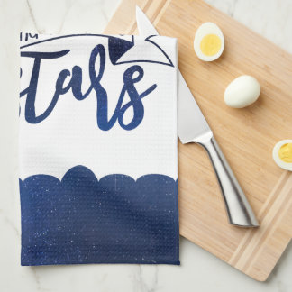 Shoot for the Moon Kitchen Towel