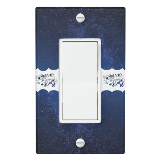 Shoot for the Moon Light Switch Cover