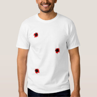 Shoot me I bleed T-shirt