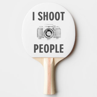 shoot people funny text photo camera photographer ping pong paddle