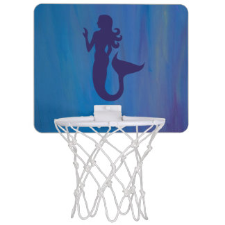 Shoot some hoops - Mermaid style!