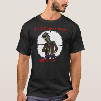 Shoot The Zombie T-Shirt
