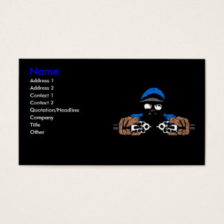 Shooter Business, Profile Card