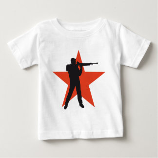 shooting baby T-Shirt