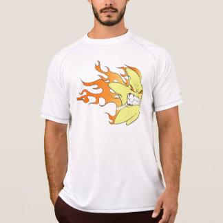 Shooting Cartoon Star Shirt Sleeve Workout Shirt