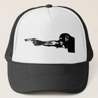 Shooting Monkey Hat