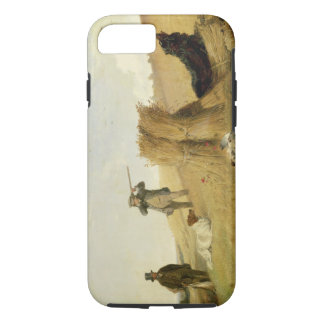 Shooting Partridge over Dogs (see also 63637) iPhone 7 Case