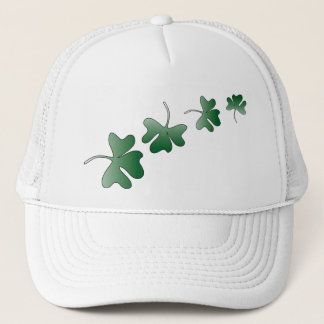 Shooting Shamrock Hat