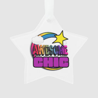 Shooting Star Rainbow Awesome Chic