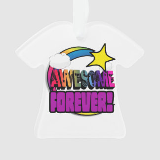 Shooting Star Rainbow Awesome Forever