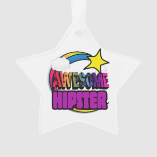 Shooting Star Rainbow Awesome Hipster
