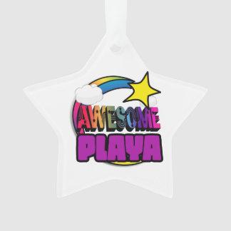 Shooting Star Rainbow Awesome Playa