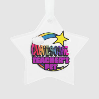 Shooting Star Rainbow Awesome Teachers Pet