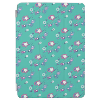 Shooting Stars and Comets Turquoise Tablet Cover iPad Air Cover