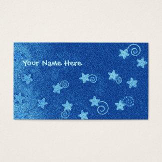 Shooting Stars Business Card