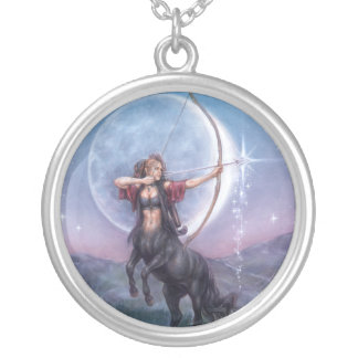 Shooting Stars - Sagittarius - Necklace