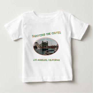 Shooting The Chutes Baby T-Shirt