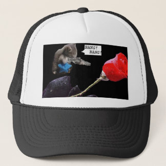 shoottherose trucker hat