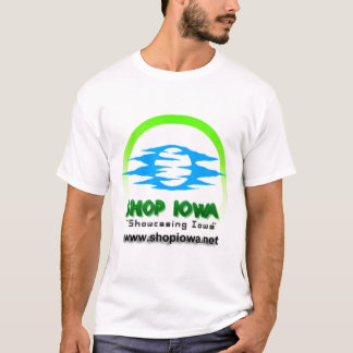 Shop Iowa Support Iowa Businesses T-Shirt