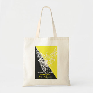 Shop is style with this Voluntaryist Tote!