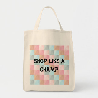 Shop Like A Champ Tote