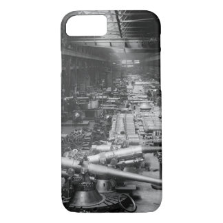 "Shop No. 2 annex. 6"" guns with_War image iPhone 7 Case"