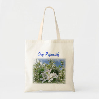 Shop Responsibly Tote Bag