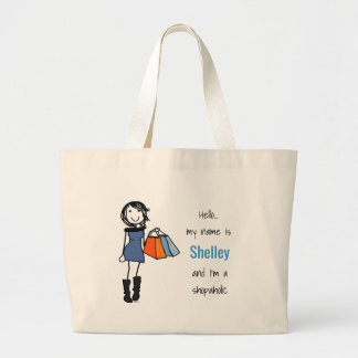 ShopaholicTote Shopping Bag