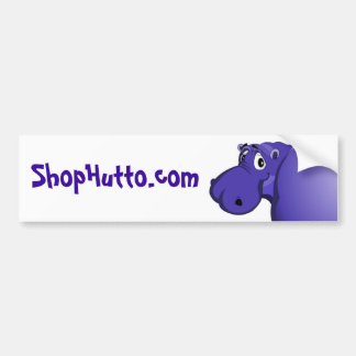 ShopHutto Bumper Sticker