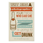 Shoppe Satire - Humor for Photographers Print
