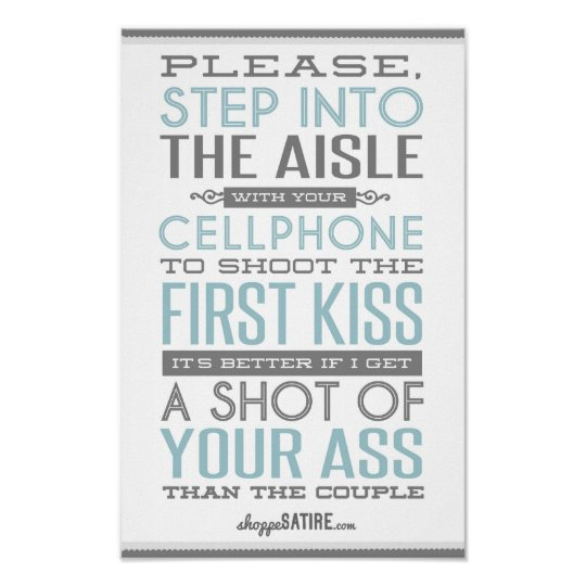 Shoppe Satire - Humour for Photographers Poster
