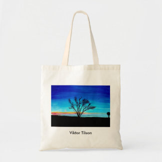 Shopping bag designed by Viktor Tilson