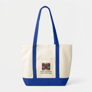 Shopping Bag Official with Posh Pooch Designs Logo