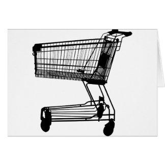 Shopping Cart Card