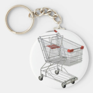 shopping-cart keychain