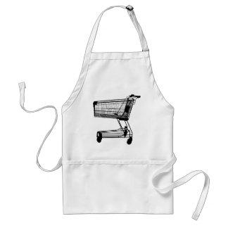 Shopping Cart Standard Apron