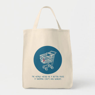 Shopping Cart Tote