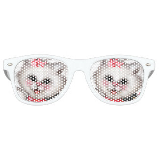 SHOPPING  CAT  Adult Retro Party Shades