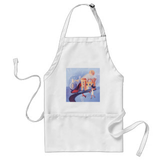 Shopping Count Down Standard Apron