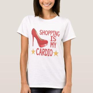 Shopping Is My Cardio 2 T-Shirt