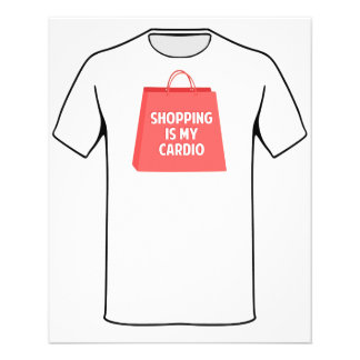 Shopping is my Cardio Flyer