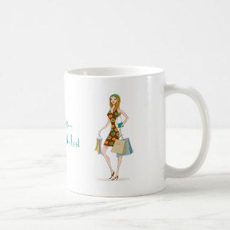 Shopping, It's what I do best Coffee Mug
